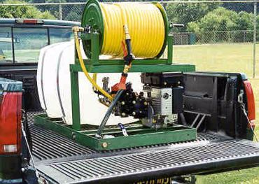 Picture for category Hydroseeders & Turf Sprayers