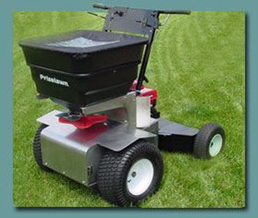 Picture for category Commercial Ride-On Spreaders